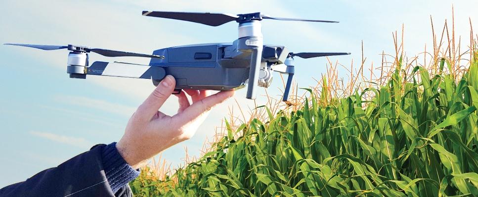 control rentabilidad cultivos dron suagro